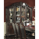 Homelegance Palace Buffet & Hutch in Rich Brown 1394-50