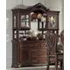 Homelegance Golden Eagle Buffet & Hutch in Antique Caramel 1437-50