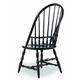 Hooker Furniture Sanctuary Windsor Side Chair (Set of 2) - Ebony 3005-75330 SALE Ends Oct 26