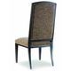 Hooker Furniture Sanctuary Mirage Side Chair in Ebony (Set of 2) 3005-75410 SALE Ends Oct 25