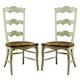 Hooker Furniture Summerglen Ladderback Side Chair (Set of 2) 479-75-410 SALE Ends Oct 18