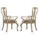 Hooker Furniture Wakefield Splatback Arm Chair (Set of 2) 5004-75400 SALE Ends Dec 06