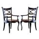 Hooker Furniture Preston Ridge Oval Back Arm Chair (Set of 2) 864-75-300 SALE Ends Oct 22