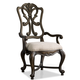 Hooker Furniture Rhapsody Wood Back Arm Chair  (Set of 2) SALE Ends Oct 25