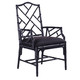 Tommy Bahama Island Estate Ceylon Arm Chair in Noche (Set of 2) SALE Ends Apr 19
