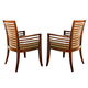 Tommy Bahama Ocean Club Kowloon Arm Chair (Set of 2) SALE Ends Dec 04
