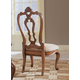 Universal Furniture Villa Cortina Carved Back Side Chair (Set of 2)