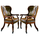 Hooker Furniture Waverly Place Tall Back Castered Game Chair 366-75-500 SALE Ends Dec 03
