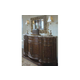 Universal Furniture Villa Cortina Sideboard Credenza with Marble Top 409679-C