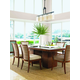 Tommy Bahama Ocean Club 7-pc Peninsula Dining Table Set SALE Ends Apr 19