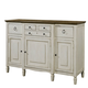 Universal Furniture Summer Hill Serving Buffet in Cotton 987670 CODE:UNIV20 for 20% Off
