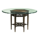 Tommy Bahama Royal Kahala Sugar & Lace Table w/54