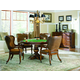 Hooker Furniture Waverly Place Poker Table with Chairs Set SALE Ends Oct 22