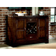 Standard Furniture Bella Server in Walnut 16842