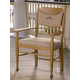 Universal Furniture Paula Deen Down Home Arm Chair (Set of 2) in Oatmeal 192625