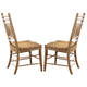 Universal Furniture Paula Deen Down Home Corrie's Kitchen Side Chair (Set of 2) in Oatmeal 192628 CODE:UNIV10 for 10% Off