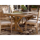 Universal Furniture Paula Deen Down Home Family-Style Table in Oatmeal 192655