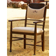 Universal Furniture Paula Deen Down Home Arm Chair (Set of 2) in Molasses 193625 CLOSEOUT