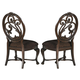 Homelegance Montvail Side Chair in Cherry (Set of 2) 2105S