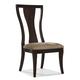 Legacy Classic Laurel Heights Upholstered Splat Back Side Chair (Set of 2) 2740-240 KD