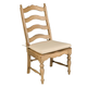 Kincaid Homecoming Solid Wood Ladderback Side Chair (Set of 2) in Vintage Pine 33-061