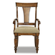 Klaussner Palais Dining Room Arm Chair (Set of 2) 400-905