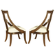 Somerton Gatsby Dining Chair in Brown 422-36 (Set of 2)