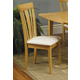 Coaster Davie Dining Chair in Natural Finish (Set of 2) 4358