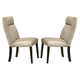 Homelegance Avery Side Chair in Espresso (set of 2) 5448S
