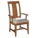 Kincaid Cherry Park Solid Wood Arm Chair (Set of 2) 63-062
