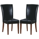 Homelegance Achillea Side Chair in Cherry (set of 2) 721S