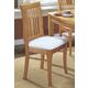 Homelegance Liz Side Chair in Natural  (set of 2) 763S