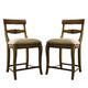 Kincaid Tuscano Solid Wood Counter Height Chair (Set of 2) 96-067