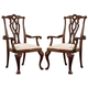 American Drew Cherry Grove Pierced Back Arm Chair (Set of 2)