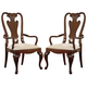 American Drew Cherry Grove Splat Back Arm Chair (Set of 2)