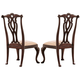 American Drew Cherry Grove Pierced Back Side Chair (Set of 2)