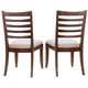 American Drew Tribecca Splat Back Side Chair (Set of 2)