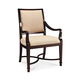 A.R.T. Intrigue Upholstered Arm Chair (Set of 2)