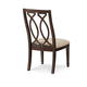 A.R.T. Intrigue Wood Back Side Chair (Set of 2)