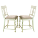 Paula Deen Home Counter Height Chair in Linen (Set of 2)