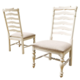 Paula Deen Home Mike's Side Chair in Linen (Set of 2)