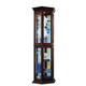 Pulaski Nut Brown II Curio 20855