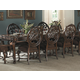 Homelegance Montvail Dining Table in Cherry 2105-116
