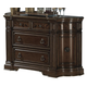 Homelegance Montvail Server in Cherry 2105-40