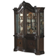 Homelegance Montvail Buffet & Hutch in Cherry 2105-50