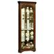 Pulaski Door Curio in Sable 21385