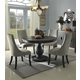 Homelegance Dandelion Dining Table in Taupe 2466-48