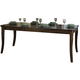 Homelegance Alita Dining Table in Cherry 2477-78