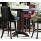 Homelegance Annabelle Pub Height Table in Walnut 2479-42