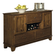Homelegance Marcel Server in Warm Oak 2489-40